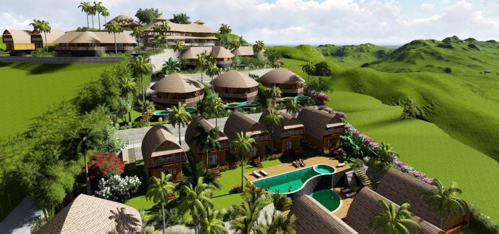 Bamboo Village Bali New Authentic Resort In North Bali Villas For Sale